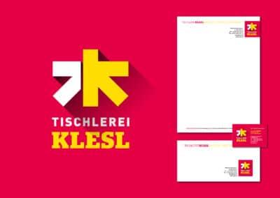 """Stationary Design """"Tischlerei Klesl"""""""