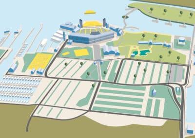 Orientierungsplan Seefestspiele Mörbisch (in Kooperation mit Oya Werbeagentur)